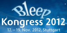 6. Internationaler Bleep-Kongress